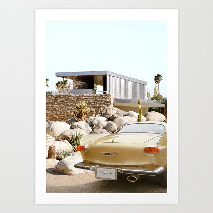 Kaufmann House Art Print