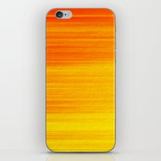 SUMMER SONNET iPhone & iPod Skin