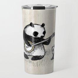 Banjo Panda Travel Mug