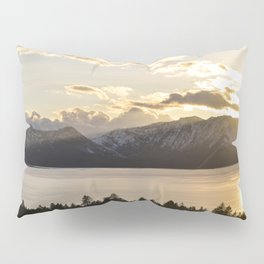 Top Floor Lake Tahoe Pillow Sham