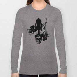 Flesh, Bone, Blood, Love Long Sleeve T-shirt
