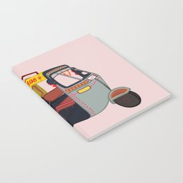 Ride with the Mob Notebook