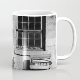 Hose Reel Fire Hose Coffee Mug