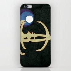 Terak Nor iPhone & iPod Skin