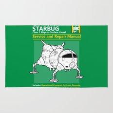 Starbug Service and Repair Manual Rug