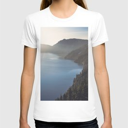 First Light at the Lake T-shirt