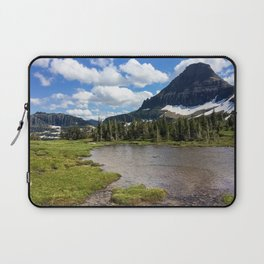 Mountain Bliss in Summer Laptop Sleeve