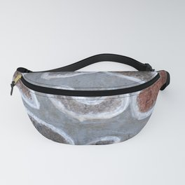Stone wall colour 2 Fanny Pack