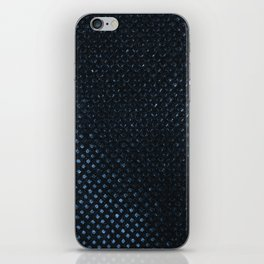 Reusable eco bag texture cloth iPhone Skin