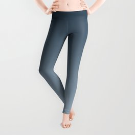 Blue Ombre Leggings