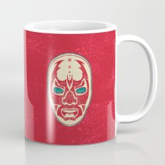 The Mysterious Mask Mug