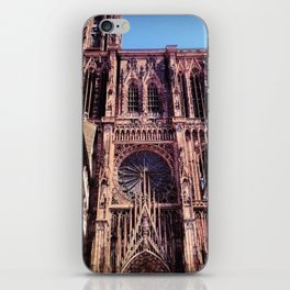 Cathedrale iPhone Skin