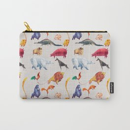 Animal kingdom Carry-All Pouch