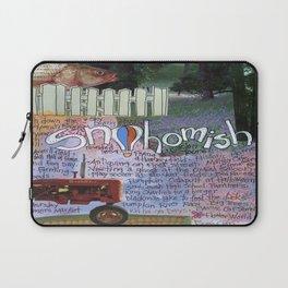 Snohomish, Washington Laptop Sleeve