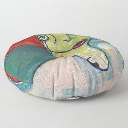Dos Almas Floor Pillow