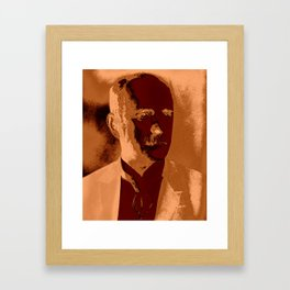 Bureaucratic Indifference Framed Art Print