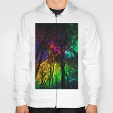 Fairy forest i Hoody