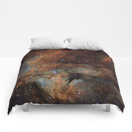 Gamma Cygni Nebula Comforters
