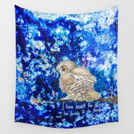 the stars Wall Tapestry