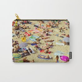 Beach pattern Carry-All Pouch
