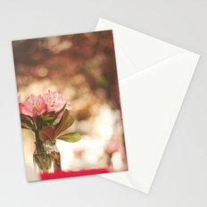 Under a bokeh sky Stationery Cards