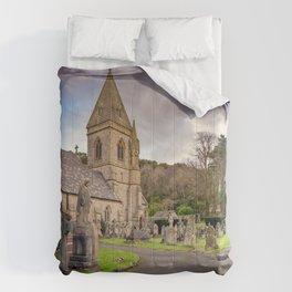 Church at Pantasaph Comforters