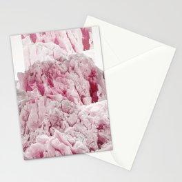 Pink Glacier Stationery Cards