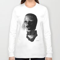 versace Long Sleeve T-shirts featuring Versace InSanity. by BrittanyJanet Illustration & Photography