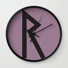 Showtasting - Rune 4 Wall Clock