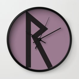 Showtasting - Rune 4 Wall Clock