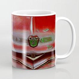 Ford 8 Classic Truck Art - Scarlet Coffee Mug