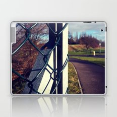 Though the Fence Laptop & iPad Skin