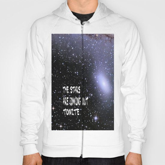 the stars are coming out tonite  U.S. Hoody