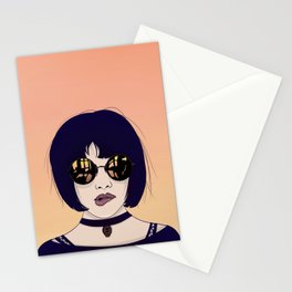 Mathilda Stationery Cards