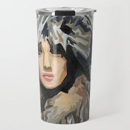 Savage Beauty  Travel Mug