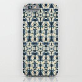 Elegant Shibori iPhone Case