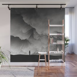 Fear Of The Sky Wall Mural