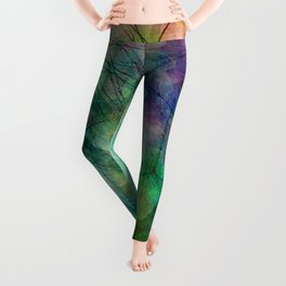 Abstract 1 Leggings