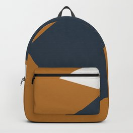 Abstract Geometric 26 Backpack