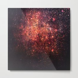 Cosmic twinkle Metal Print