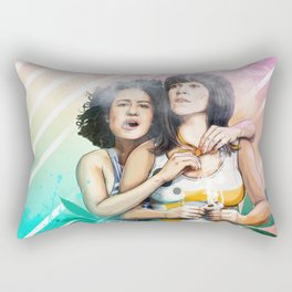 These Are The Broads You Are Looking For Rectangular Pillow