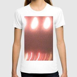 Abstracte Light Art in the Dark 20 T-shirt