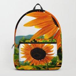 Sunflower Backpack