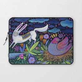 Frolic in the Forest Laptop Sleeve