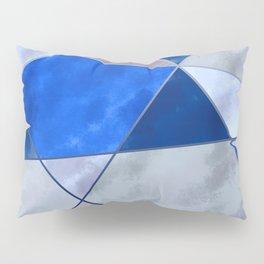 Concrete and Glass Pillow Sham