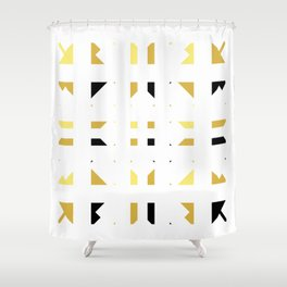 triangle thing. 1c. 1 Shower Curtain