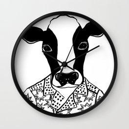 Carmen the Cow Wall Clock
