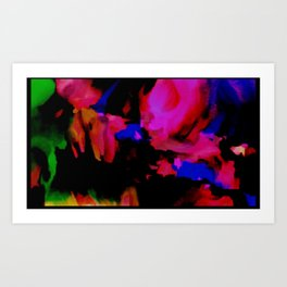 abstract.2 Art Print