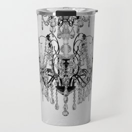belle époque chandelier Travel Mug