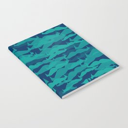 Movember Crowd Notebook